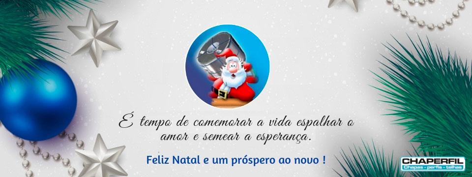 Chaperfil – Feliz Natal